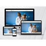 Doktor / Klinik Web Sitesi ArEy V1