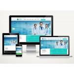 Doktor / Klinik Web Sitesi ArEy V5