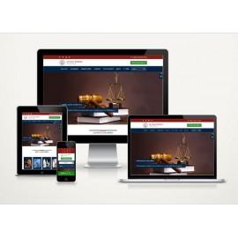 Avukat Web Sitesi Van Web V2