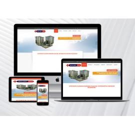 İnşaat Web Sitesi Destination
