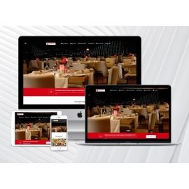 Restaurant Web Sitesi Arden V2