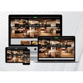 Restaurant Web Sitesi Arden V1